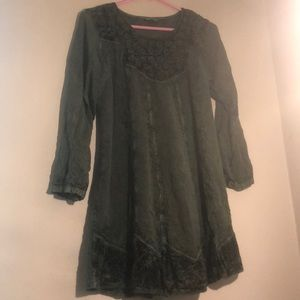 Tops - Unique tunic top made in India